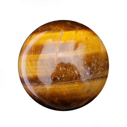 Tiger Eye Fortune Telling Crystal Ball Gemstone Sphere for Meditation 60mm 290g (TE20)
